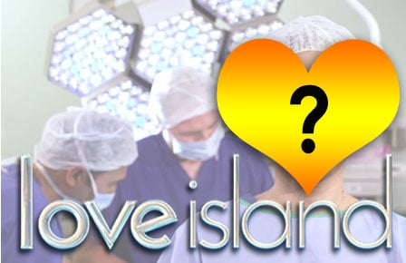 which love island stars have had surgery