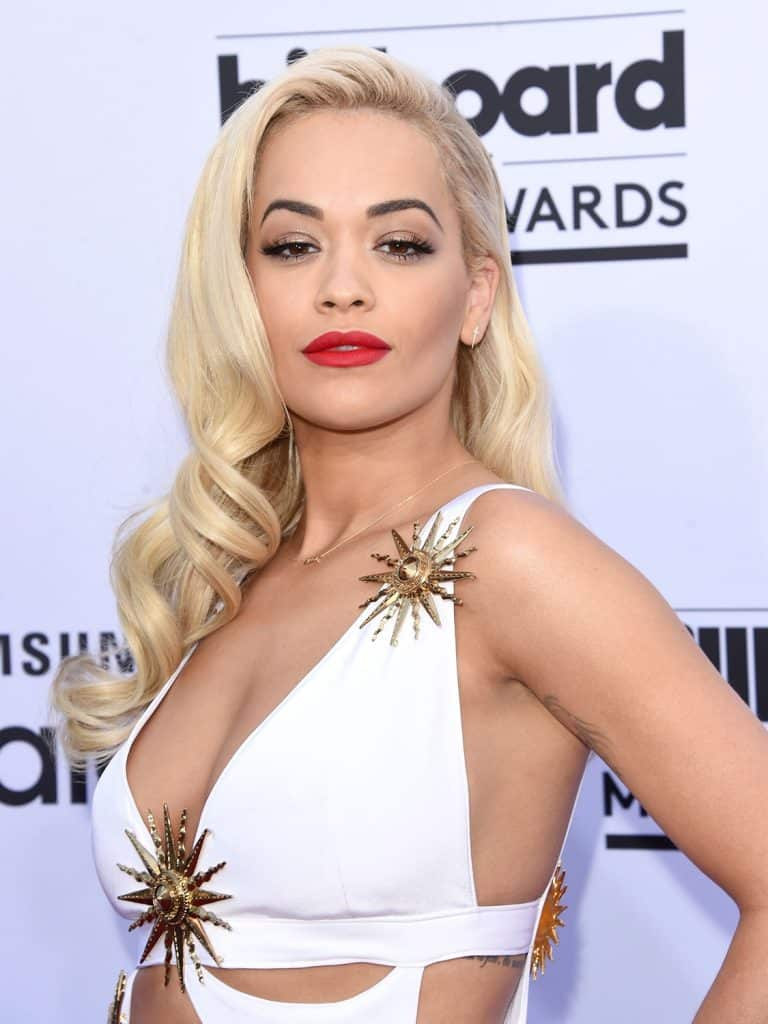 rita ora changing appearance - cosmetic surgery