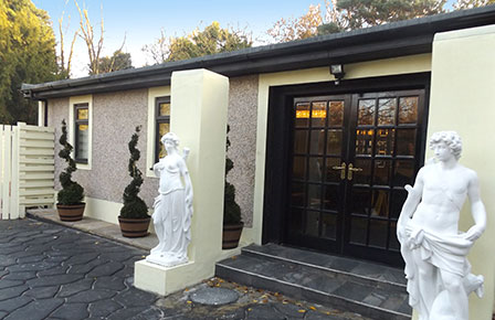 Belvedere Clinic - outside reception