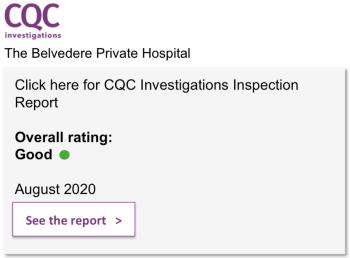 CQCI report